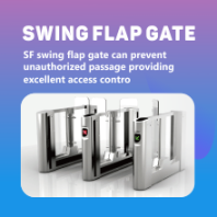 Swing Flap Gate