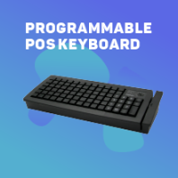 Programmable POS Keyboard